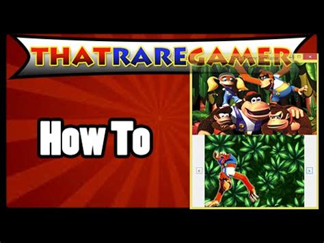 tutorial creating custom 3ds themes youtube how to create a custom theme for 3ds top and bottom