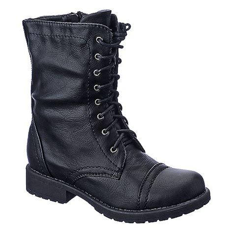s combat boot pk 05 black shiekh shoes