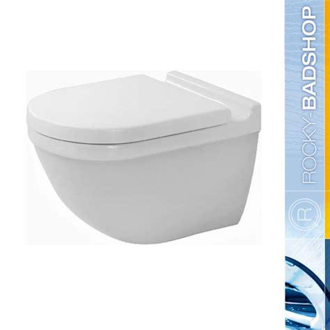 wand bidet duravit starck 3 wand wc inkl wc sitz tiefsp 220 ler
