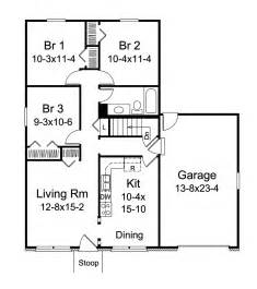 small ranch homes floor plans house plans and design house plans small ranch homes
