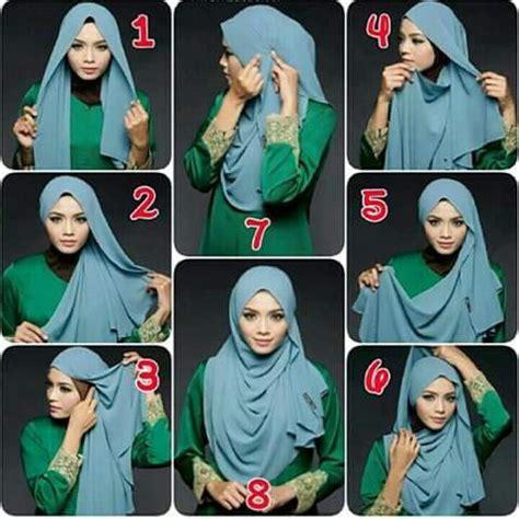 tutorial pashmina loose style loose hijab shawl tutorial style pinterest hijabs