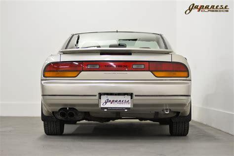 nissan 180sx sr20det japanese classics 1991 nissan 180sx sr20det