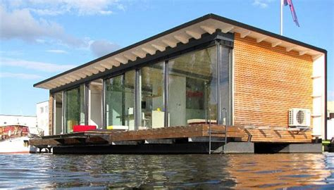 modern house boat modern boat berlin germany