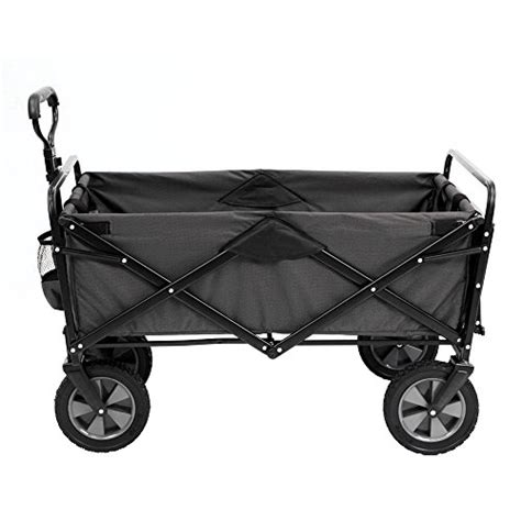 mac wagon with table mac sports collapsible outdoor utility wagon with folding