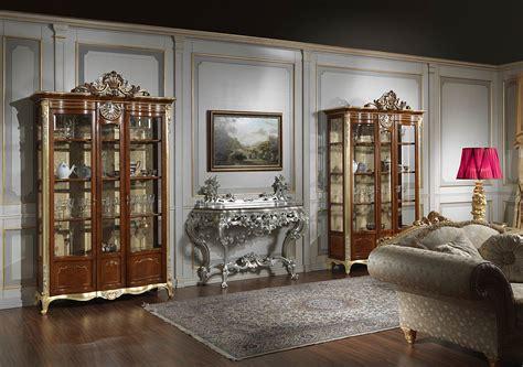 vetrina per soggiorno mobile vetrina per soggiorno in stile classico vimercati