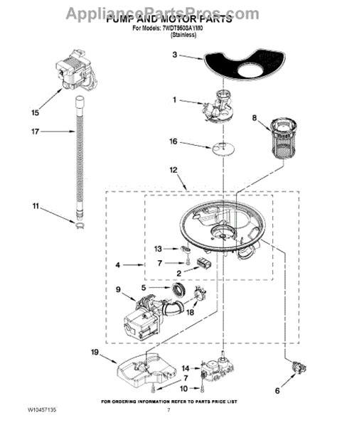 kenmore dishwasher wiring diagram kenmore 665 dishwasher wiring diagram get free image