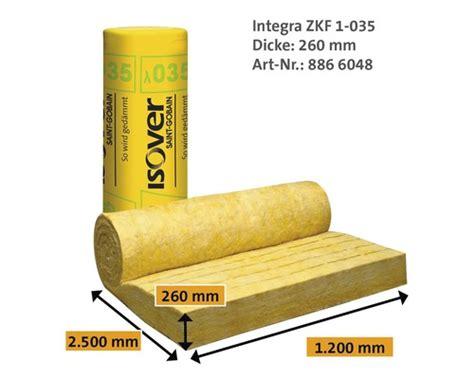 integra zkf 1 035 klemmfilz isover integra zkf 1 035 g3 touch st 228 rke 260mm