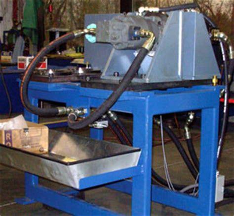hydraulic pump test bench hydraulic pump test stand hydraulic test stand autos post