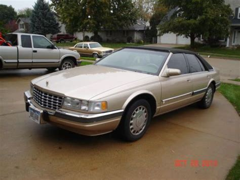 1995 cadillac seville sls sell used 1995 cadillac seville sls in shape does