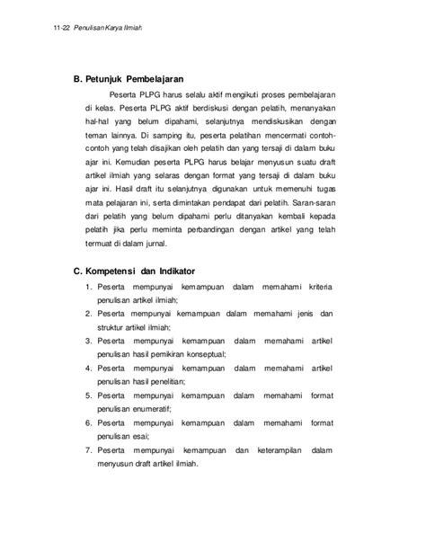 format penulisan resume jurnal ilmiah contoh jurnal metode ilmiah contoh l