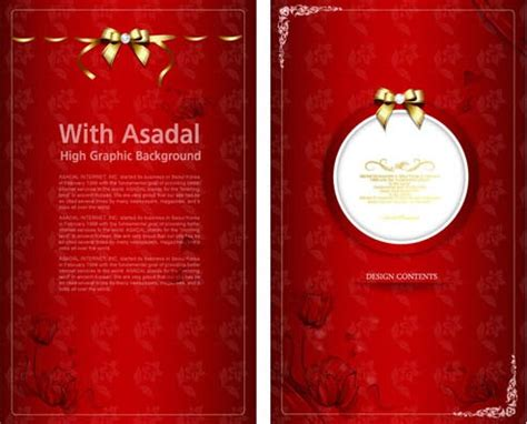 Menu Card Template Photoshop by Menu Cards Vectors