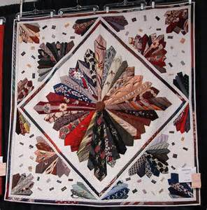 necktie quilt flickr photo quilts