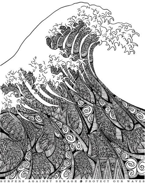 wave pattern of organization 68 best art ideas images on pinterest faces sketches