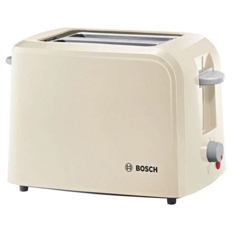 Buy Toaster Buy Bosch Tat3a017gb 2 Slice Toaster From