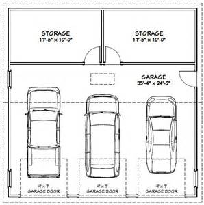 3 Car Garage Size | garage dimensions google search andrew garage