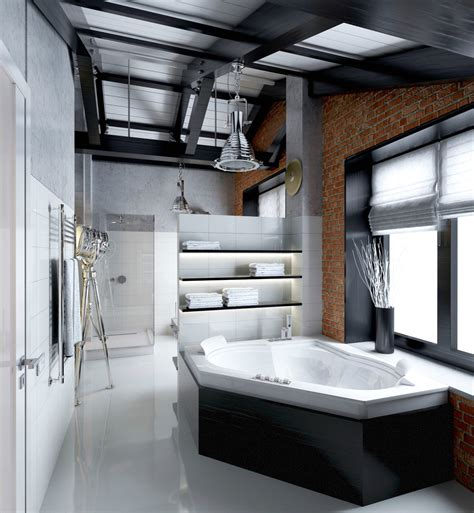 applying a trendy bathroom designs which arranged with a contemporary bathroom designs ideas with a trendy and chic
