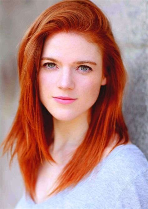 redhead actress game of thrones season 6 hot geeky redheads rose leslie ygritte from game of