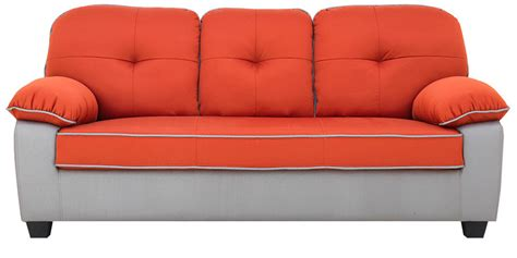 Sofa Set Price Range by Buy Verona 3 2 1 Seater Sofa Set In Ruby Colour By Furnitech Sofa Sets