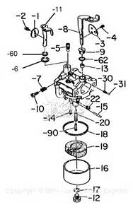 robin subaru ey20 parts diagram for carburetor