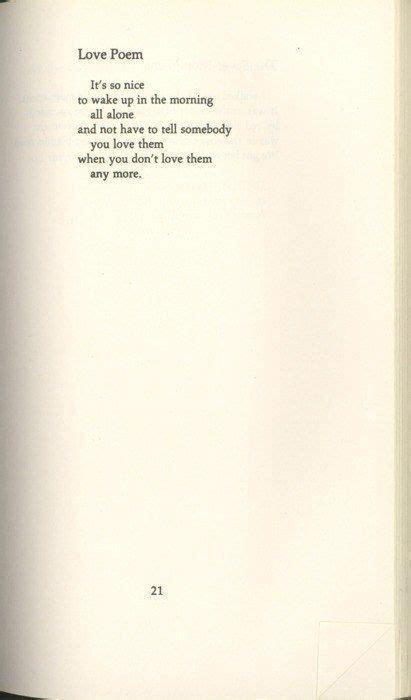 brautigan poems love poem by richard brautigan salient words pinterest