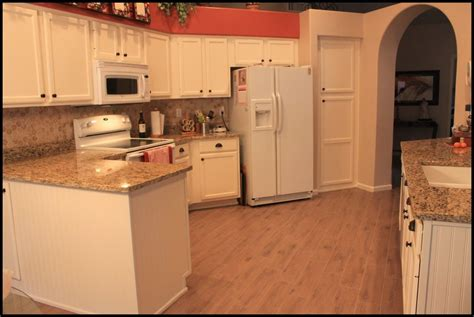 colored cabinets with brown glaze color appliances for the kitchen colored