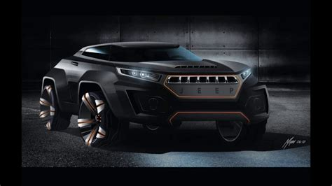 2019 jeep wagoneer concept concept 2019 jeep grand wagoneer youtube