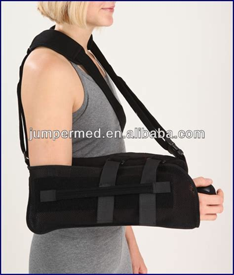 Pillow For Rotator Cuff by Abduction Arm Sling With Abduction Pillow Rotator Cuff
