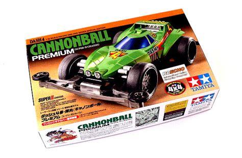 95225 Tamiya Canonball Premium Ii tamiya model mini 4wd racing car 1 32 cannonball premium dash 4 ii 95225