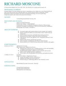 dental assistant cv template dental assistant cv