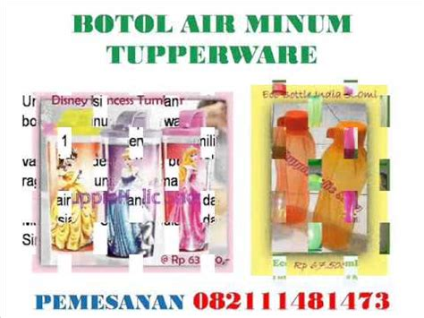 Botol Air Tupperware 1 Liter botol air minum tupperware eco bottle 1 liter tupperware