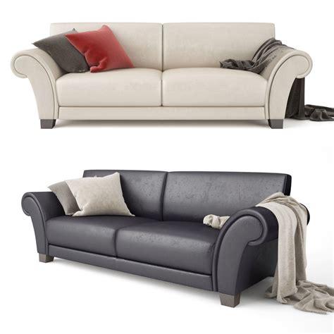 sofa 3d max sofa loveseat 3d model max obj fbx cgtrader com