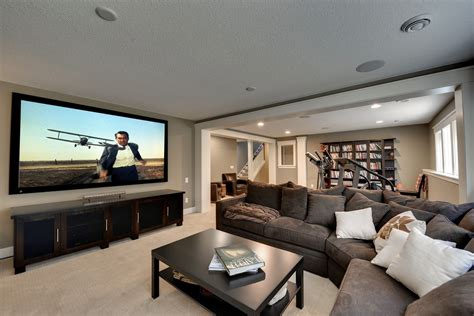 modern basement 25 top modern basement design ideas