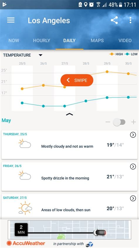 best weather app android the best android weather app review of 15 best weather apps for android