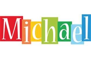 michael logo name logo generator smoothie summer