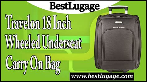 18 Inch Luggage Bag 18 inch carry on luggage mc luggage
