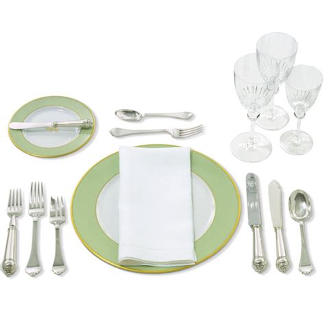 how to set a dinner table the how to set a formal or not so formal table
