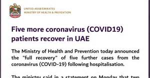 covid  patients recover  total   recovery