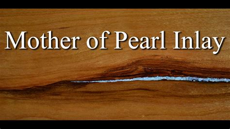 mother  pearl inlay  wood turners  woodworkers