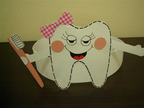 health crafts for dental health month kid crafts 1 171 preschool and homeschool