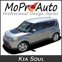 Kia Soul Decal Packages 2010 2017 Kia Soul Vinyl Graphics Packages Stripes