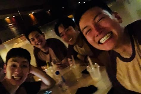 lee seung gi ji chang wook ji chang wook hangs out with choi tae joon and cnblue s