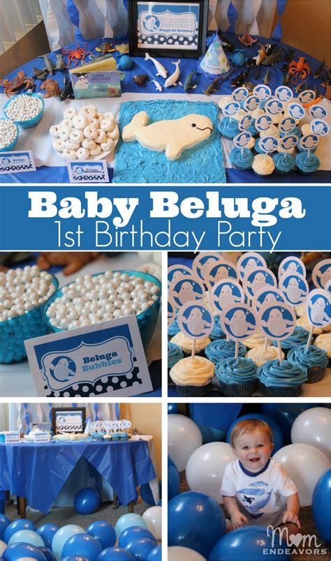 Ee  Baby Ee   Beluga  Ee  St Ee    Ee  Birthday Ee    Ee  Party Ee