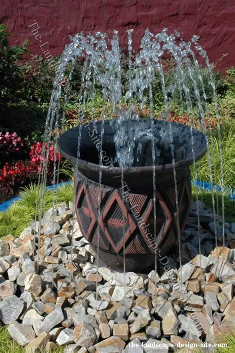 homemade garden fountain ideas hawk haven