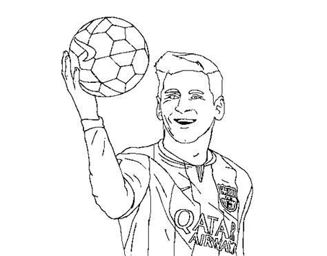 imagenes de futbolistas faciles para dibujar de messi para dibujar imagui