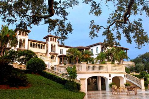 sea island homes and land the property report a glittering coastal resort goes for