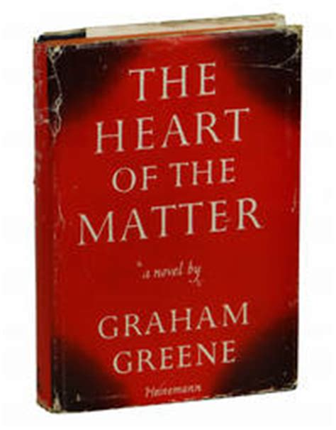 the of the matter graham greene the of the matter by greene graham 1948