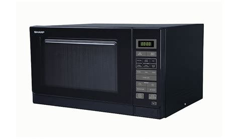 Microwave Sharp 25 L sharp r372km 25l 900w microwave home garden george at asda