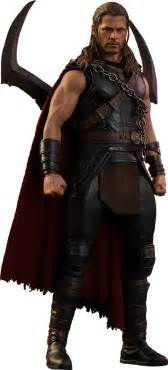Battery Operated Led Light Marvel Roadworn Thor Sixth Scale Figure By Toys