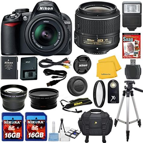 nikon d3100 dslr 2 lens bundle awardpedia nikon d3100