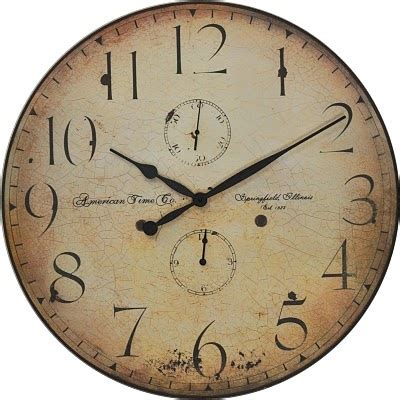 rustic crackle face oversize wall clock transitional 10 best large wall clock images on pinterest big wall